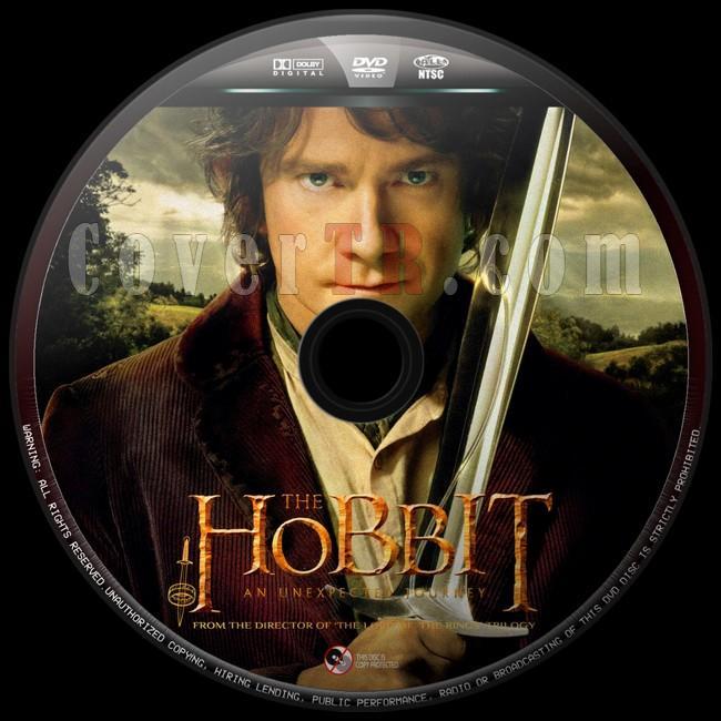 The Hobbit An Unexpected Journey (Hobbit Beklenmedik Yolculuk) - Custom Dvd Label - English [2012]-hobbit-beklenmedik-yolculuk-6jpg