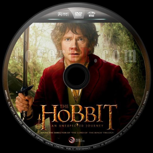 The Hobbit An Unexpected Journey (Hobbit Beklenmedik Yolculuk) - Custom Dvd Label - English [2012]-hobbit-beklenmedik-yolculuk-8jpg