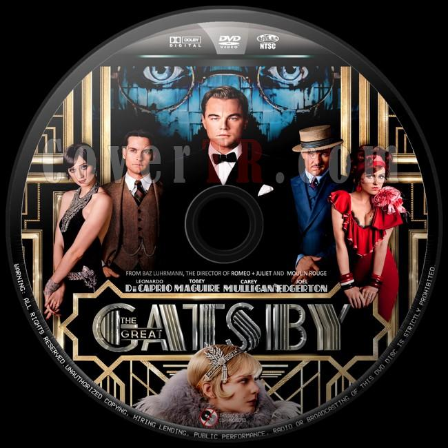 The Great Gatsby (Muhteşem Gatsby) - Custom Dvd Label - English [2013]-muhtesem-gatsby-2jpg