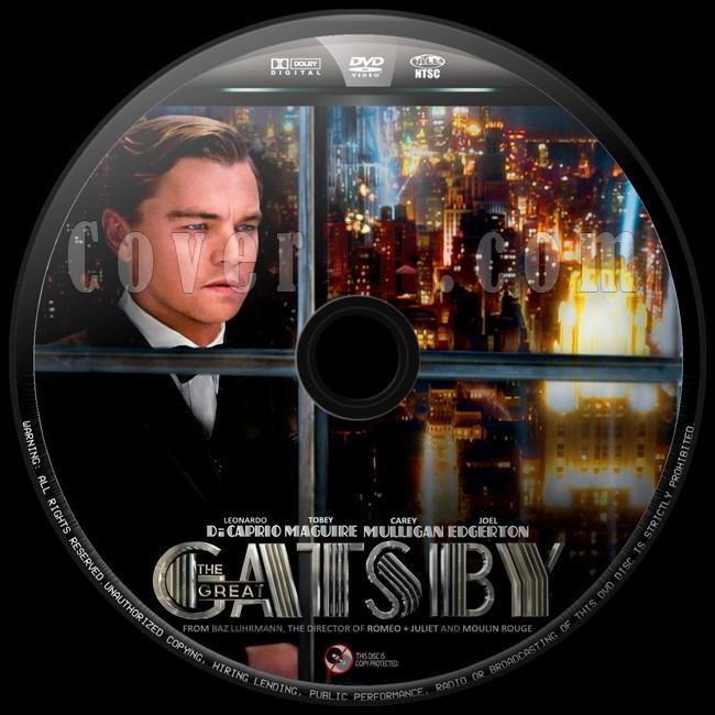 The Great Gatsby (Muhteşem Gatsby) - Custom Dvd Label - English [2013]-muhtesem-gatsby-6jpg