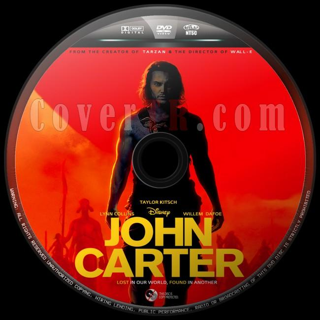John Carter  (John Carter: İki Dünya Arasında) - Custom Dvd Label - English [2012]-john-carter-4jpg