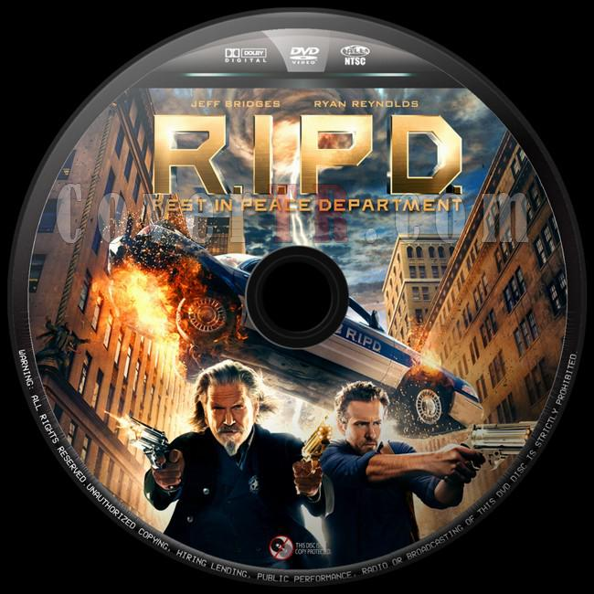 R.I.P.D. (Ölümsüz Polisler) - Custom Dvd Label - English [2013]-olumsuz-polisler-2jpg