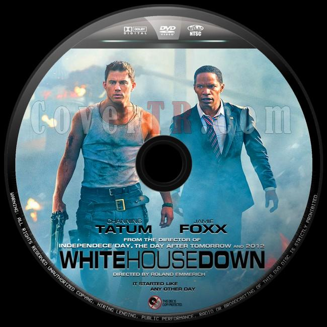 White House Down  (Beyaz Saray Düştü) - Custom Dvd Label - English [2013]-beyaz-saray-dustu-2jpg