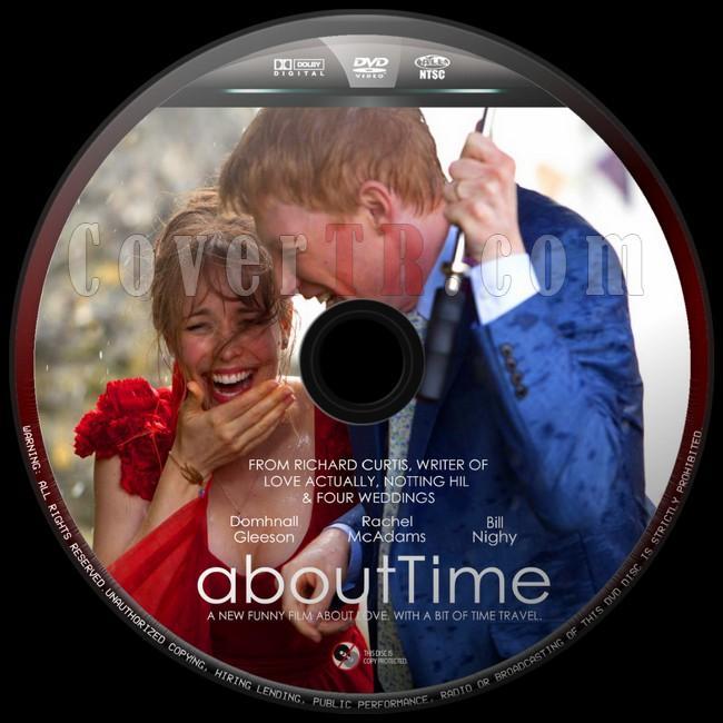 About Time (Zamanda Aşk) - Custom Dvd Label - English [2013]-zamanda-ask-2jpg