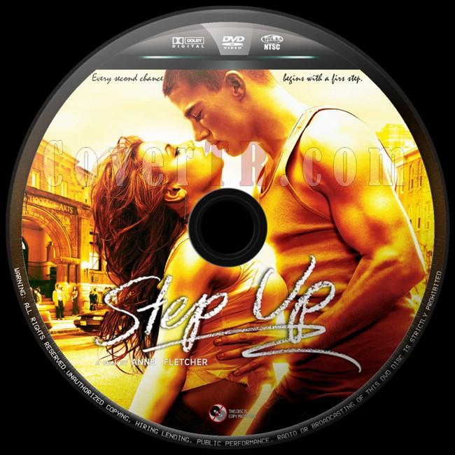 Step Up (Sokak Dansı) - Custom Dvd Label - English [2006]-sokak-dansi-4jpg