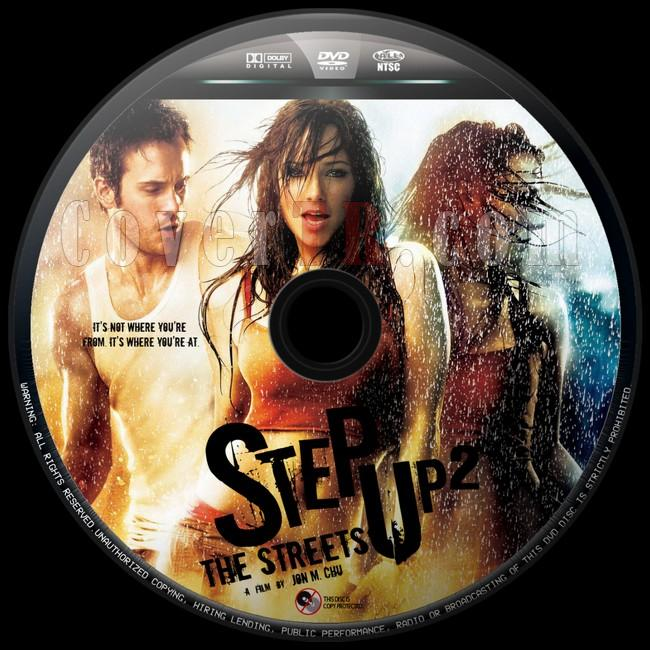 Step Up 2 The Streets  (Sokak Dansı 2) - Custom Dvd Label - English [2008]-sokak-dansi-8jpg