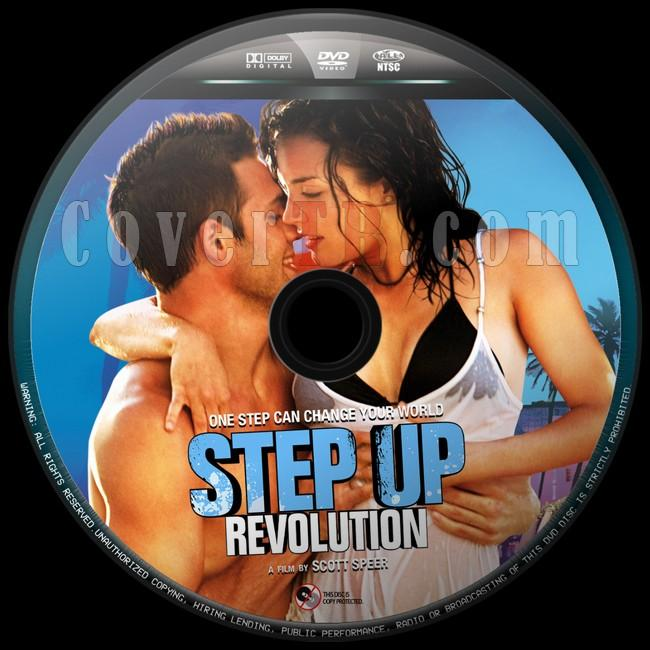 Step Up Revolution (Sokak Dansı 4) - Custom Dvd Label - English [2012]-sokak-dansi-7jpg