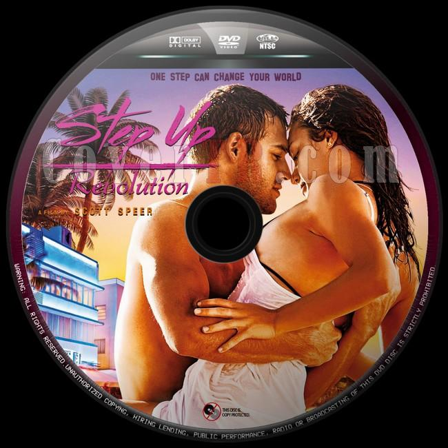 Step Up Revolution (Sokak Dansı 4) - Custom Dvd Label - English [2012]-sokak-dansi-11jpg