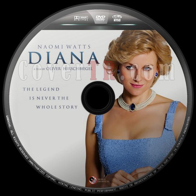Diana  - Custom Dvd Label - English [2013]-diana-4jpg