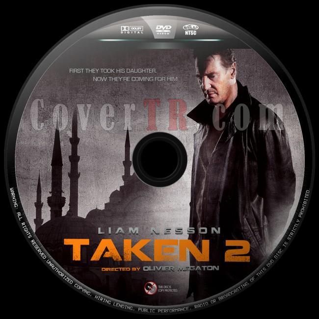 Taken 2 (Takip: İstanbul) - Custom Dvd Label - English [2012]-taken-2-4jpg