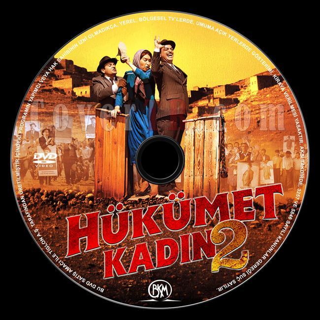 Hükümet Kadın 2 - Custom Dvd Label - Türkçe [2013]-hukumet-kadin-2-custom-dvd-label-turkce-2013jpg
