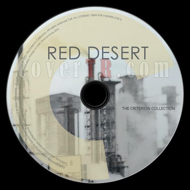 Red Desert (Kızıl Çöl) - Custom Dvd Label - English [1964]-red_desert_labeljpg
