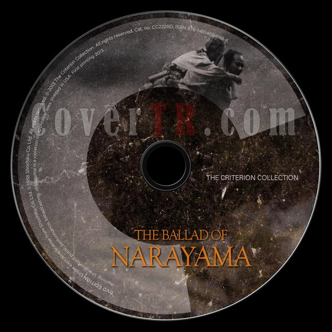 The Ballad of Narayama - Custom Dvd Label - English [1958]-the_ballad_of_narayama_labeljpg