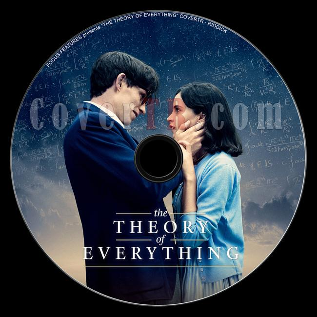 The Theory of Everything (Her Şeyin Teorisi) - Custom Dvd Label - English [2014]-theory-everythingjpg