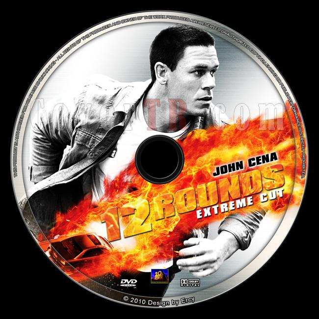 12 Rounds - Custom Dvd Label - English [2009]-12roundsjpg