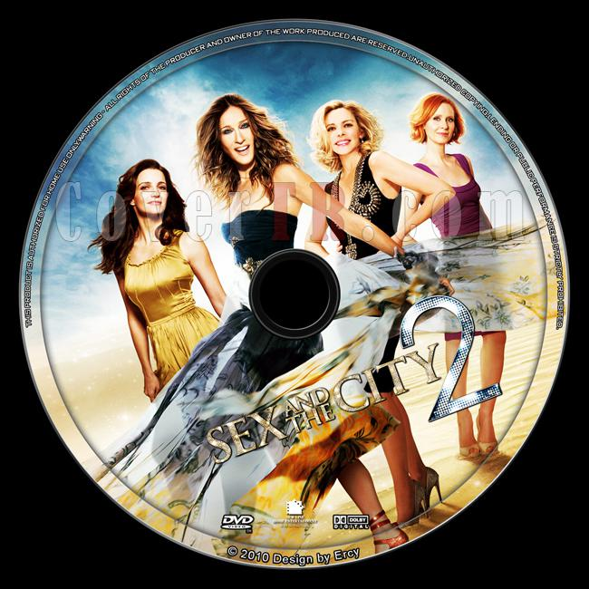 Sex and the City 2 - Custom Dvd Label - English [2010]-satc_2_1jpg