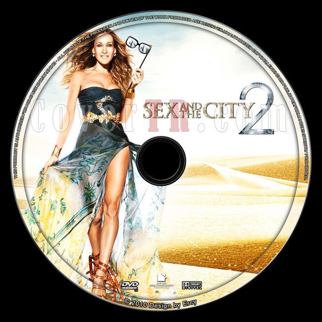 Sex and the City 2 - Custom Dvd Label - English [2010]-satc_2_2jpg