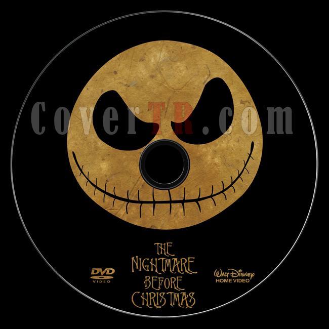The Nightmare Before Christmas - Custom Dvd Label - English [1993]-nightmare-before-christmas-custom-dvd-ctrjpg