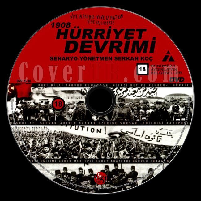 1908 Hürriyet Devrimi - Custom Dvd Label - Türkçe [2008]-1908-hurriyet-devrimijpg