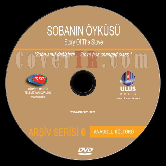TRT Arşiv Serisi - 06 Sabonın Öyküsü - Custom Dvd Label - Türkçe / English-trt-arsiv-serisi-06-sobanin-oykusujpg