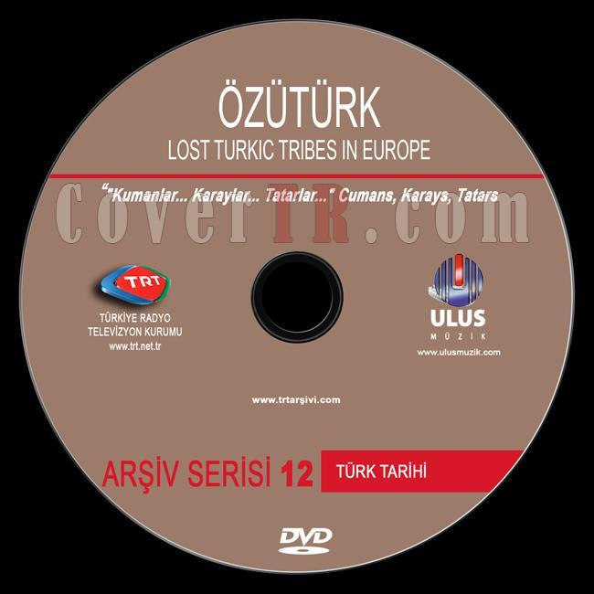 TRT Arşiv Serisi - 12 Özü Türk - Custom Dvd Label - Türkçe / English-trt-arsiv-serisi-12-ozu-turkjpg