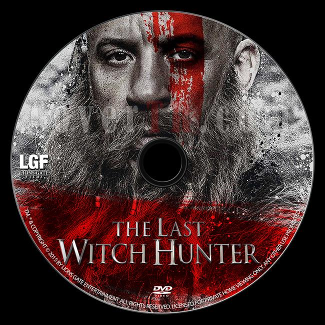 The Last Witch Hunter - Custom Dvd Label - English [2015]-last-witch-hunter-dvd-label-jokerjpg
