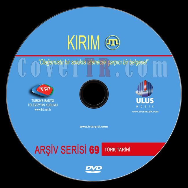 TRT Arşiv Serisi - 69 Kırım - Custom Dvd Label - Türkçe-trt-arsiv-serisi-69-kirimjpg
