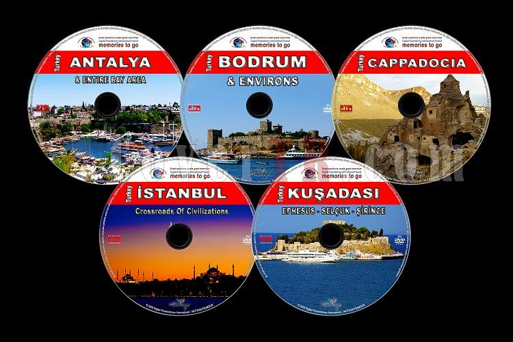 Memories To Go - Custom Dvd Label Set - Türkçe [2005]-memories-go-setjpg