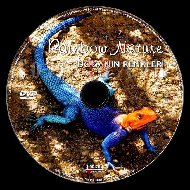 Rainbow Nature (Doğanın Renkleri) - Custom  Dvd Label - Türkçe [2011]-doganin-renkleri-rainbow-naturejpg