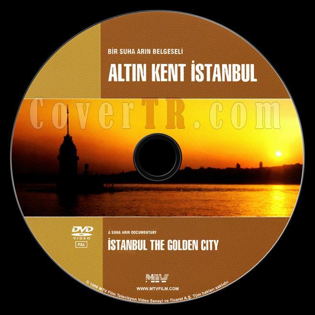 Istanbul: The Golden City (Altın Kent istanbul) - Custom Dvd Label - Türkçe \ English [1996]-istanbul-golden-city-altin-kent-istanbuljpg