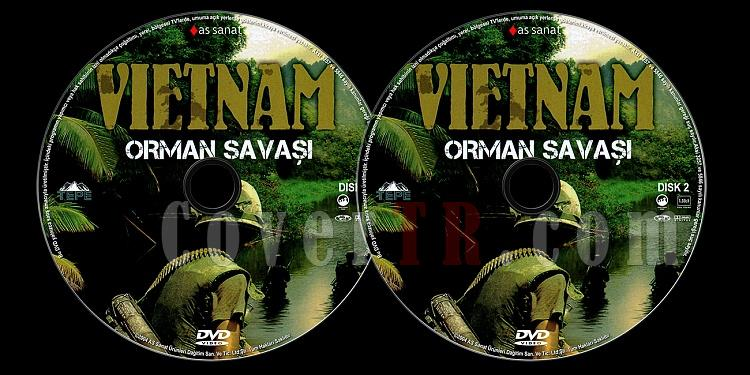 Vietnam War in The Jungle (Vietnam Orman Savaşı) - Custom Dvd Label - Türkçe [2004]-vietnam-orman-savasi-vietnam-war-junglejpg