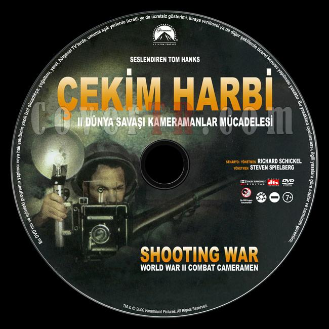 Shooting War (Çekim Harbi) - Custom Dvd Label - Türkçe [2000]-cekim-harbi-shooting-warjpg