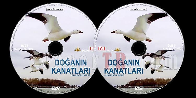 Les Ailes De La Nature (Doğanın Kanatları) - Custom Dvd Label - Türkçe [2002]-doganin-kanatlari-les-ailes-de-la-naturejpg