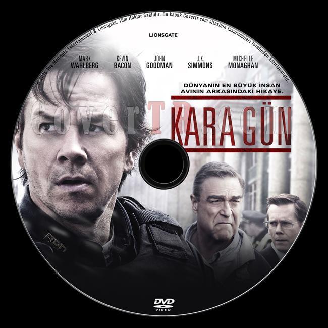 Patriots Day (Kara Gün) - Custom Dvd Label - Türkçe [2017]-onizlemejpg