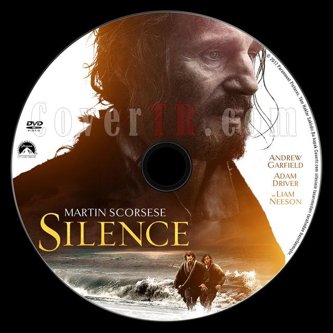 Silence - Custom Dvd Label - Türkçe [2017]-previewjpg