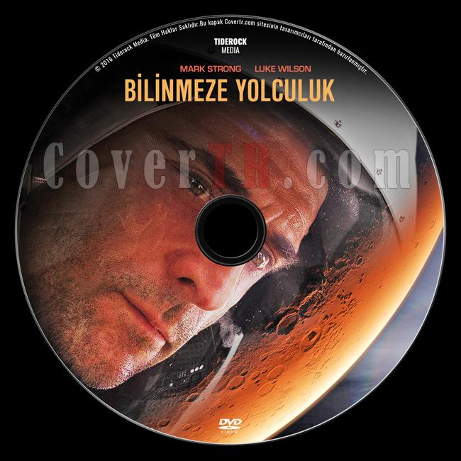 Approaching the Unknown (Bilinmeze Yolculuk) - Custom Dvd Label - Türkçe [2016]-prevewjpg