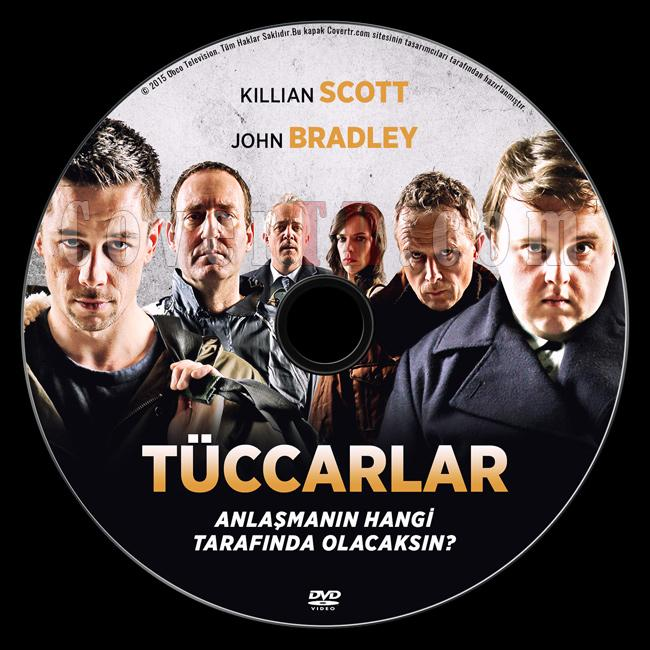 Traders (Tüccarlar) - Custom Dvd Label - Türkçe [2015]-previewjpg