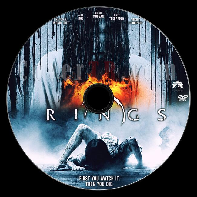 Rings - Custom Dvd Label - English [2017]-previewjpg