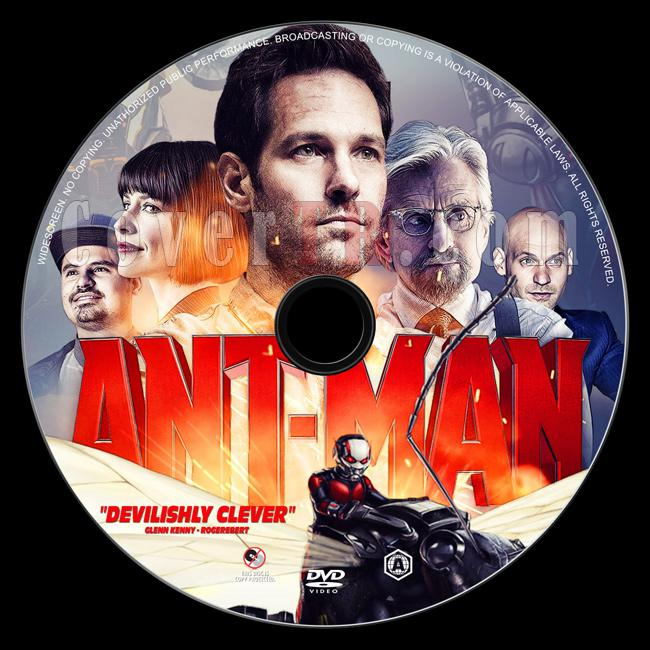 Ant-Man - Custom Dvd Label - English [2015]-labelpreviewjpg
