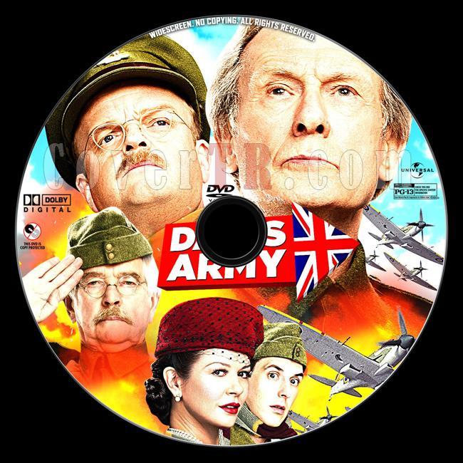 Dad's Army - Custom Dvd Label - English [2016]-dads-army-dvd-label-2jpg
