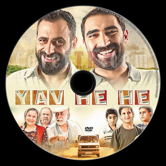 Yav He He - Custom Dvd Label - Türkçe [2015]-previewjpg