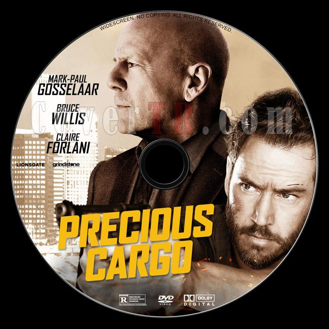 Precious Cargo (Özel Kargo) - Custom Dvd Label - English [2016]-dvdjpg