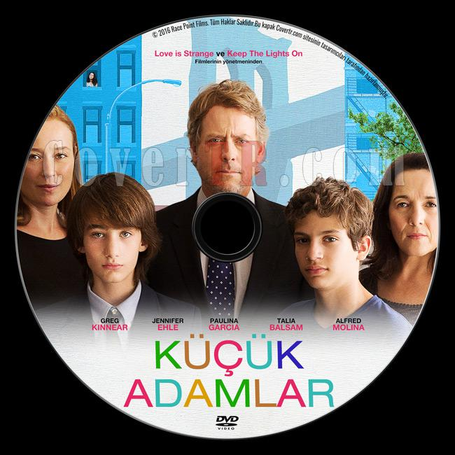 Little Men (Küçük Adamlar) - Custom Dvd Label - Türkçe [2016]-previewjpg