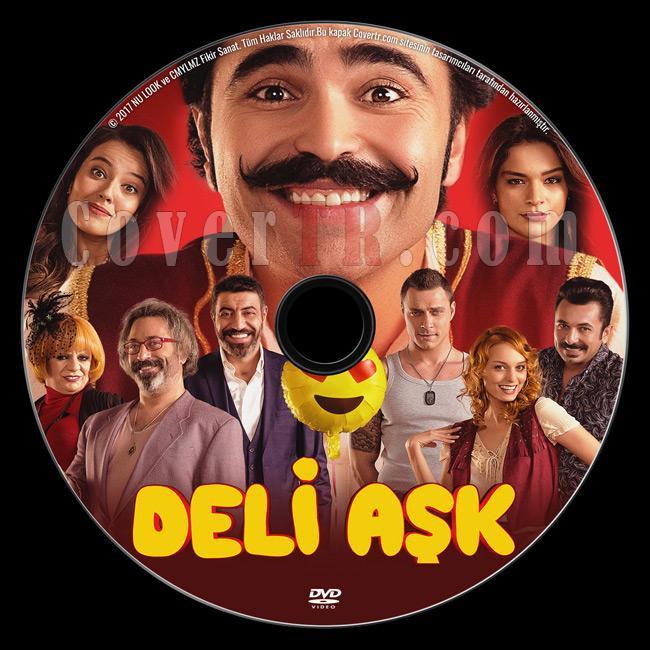 Deli Aşk - Custom Dvd Label - Türkçe [2017]-previewjpg
