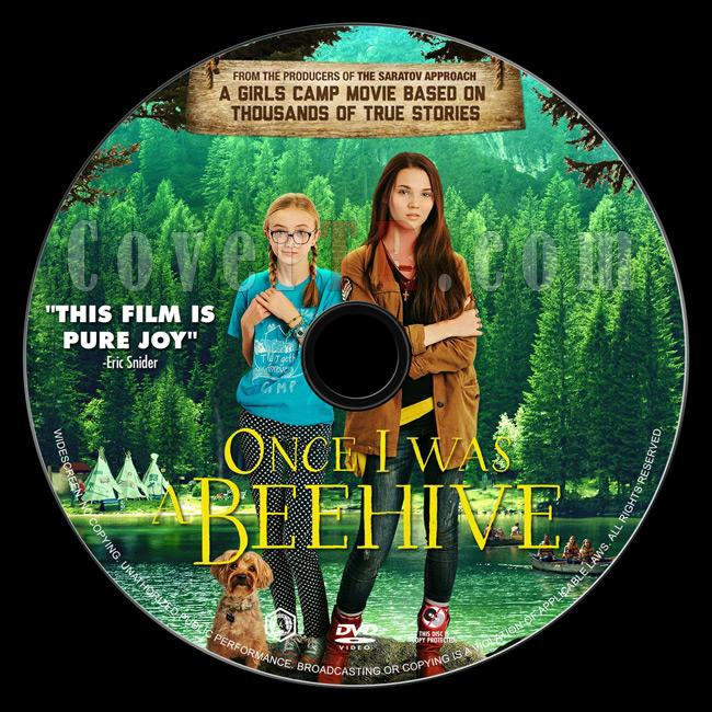 Once I Was a Beehive - Custom Dvd Label - English [2016]-previewjpg