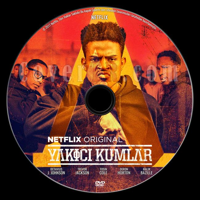 Burning Sands (Yakıcı Kumlar) - Custom Dvd Label - Türkçe [2017]-previewjpg