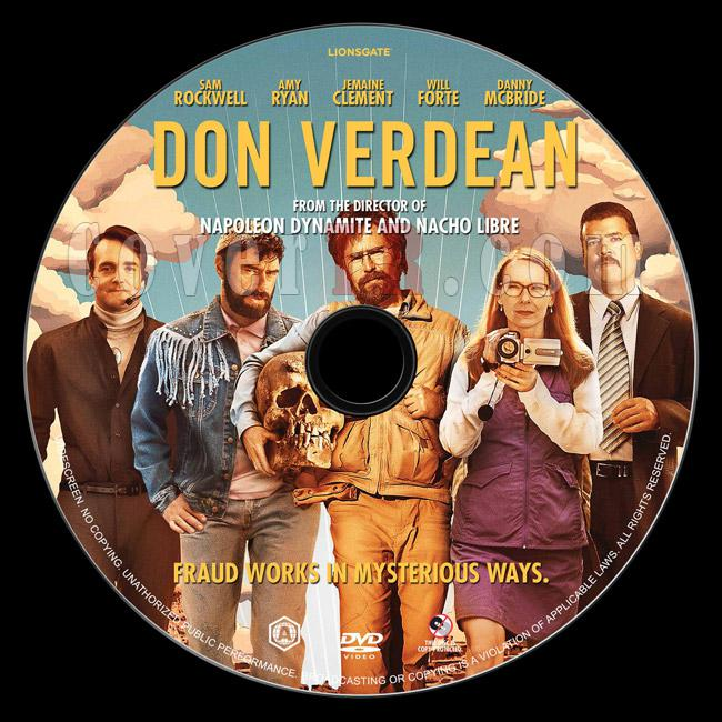Don Verdean - Custom Dvd Label - English [2015]-d1jpg