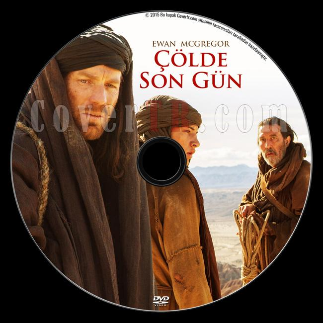 Last Days in the Desert (Çölde Son Gün) - Custom Dvd Label - Türkçe [2015]-1jpg