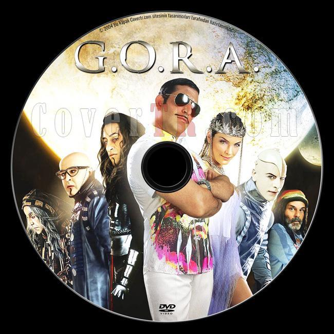 G.O.R.A. - Custom Dvd Cover - Türkçe [2004]-2jpg