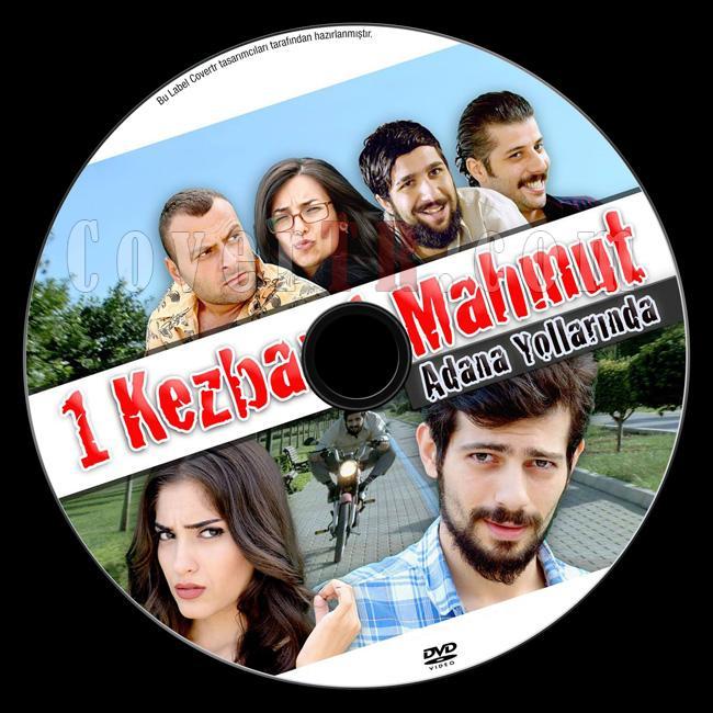 1 Kezban 1 Mahmut: Adana Yollarında - Custom Dvd Label - Türkçe [2016]-2jpg